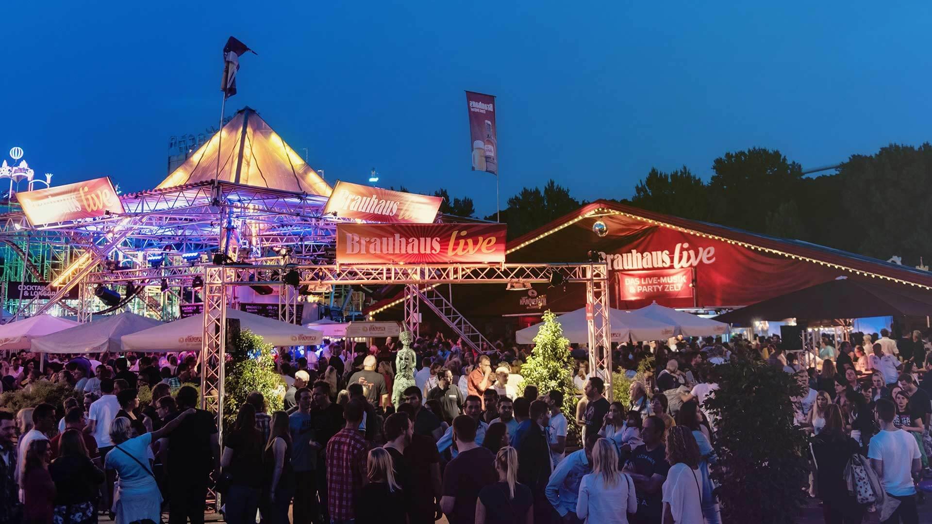 Brauhaus Live Schützenfest