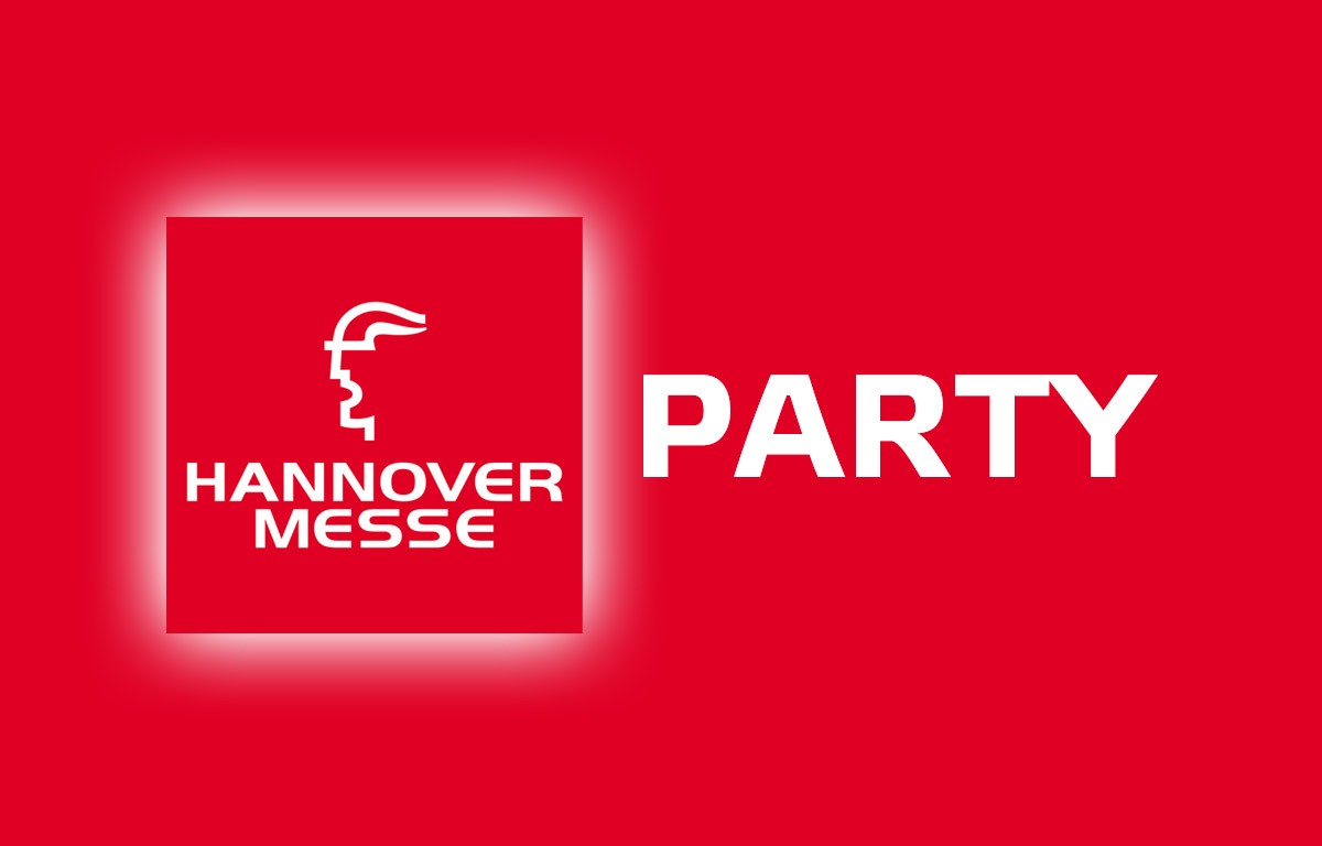 Hannover Messe Party
