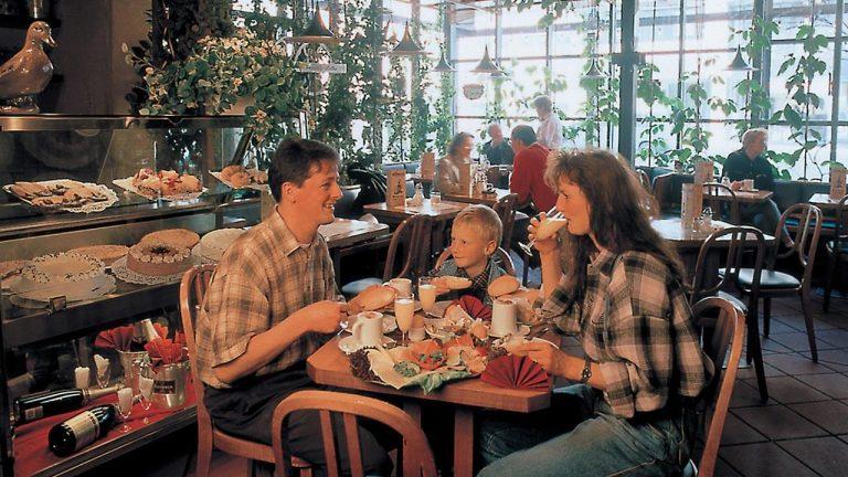 Cafe Luise 90er