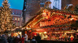 After Weihnachtsmarkt Hannover