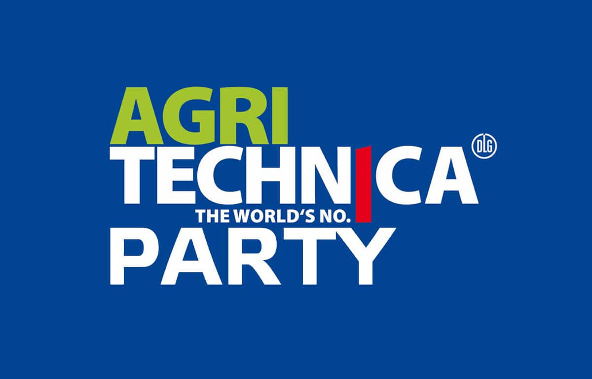 Agritechnica Kick Off Party – mit DJ Rico