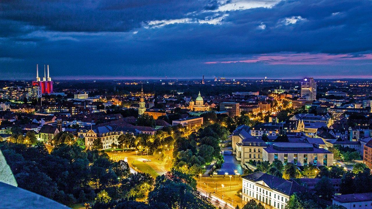 Hannover Skyline © Stefan Knaak