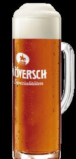 Hanöversch Fest-Bier Glas