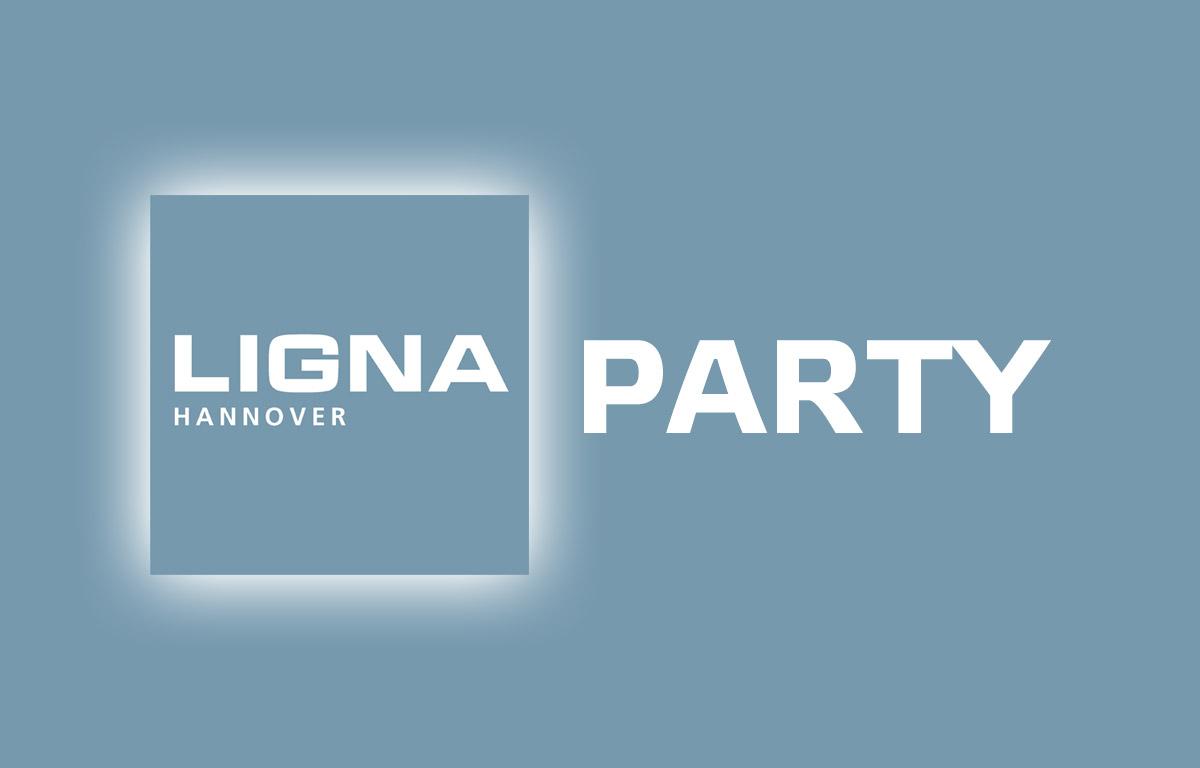 Ligna Messe-Party - mit DJ Maik