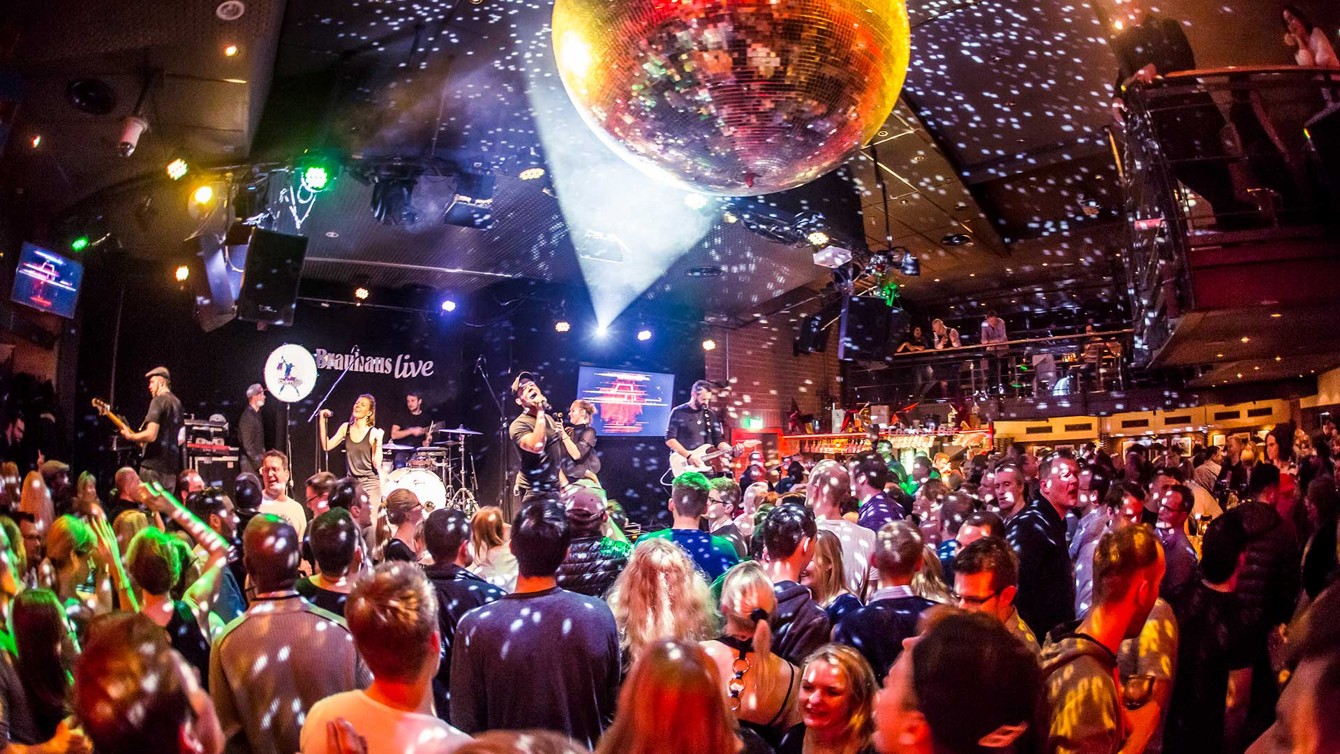 Live-Musik & Party in Hannover