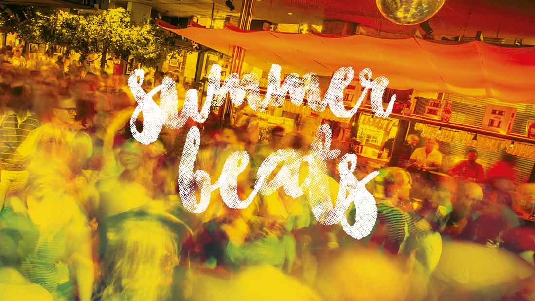 Brauhaus Summer Beats mit DJ Chris Roxxx