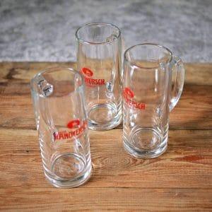 Hanöversch 0,4l Gläser