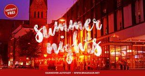 Brauhaus Summer Nights