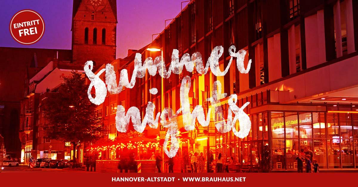 Brauhaus Summer Nights Hannover