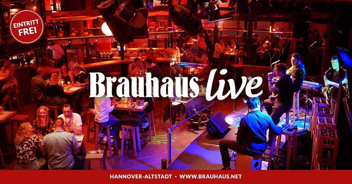 Brauhaus-live Hannover