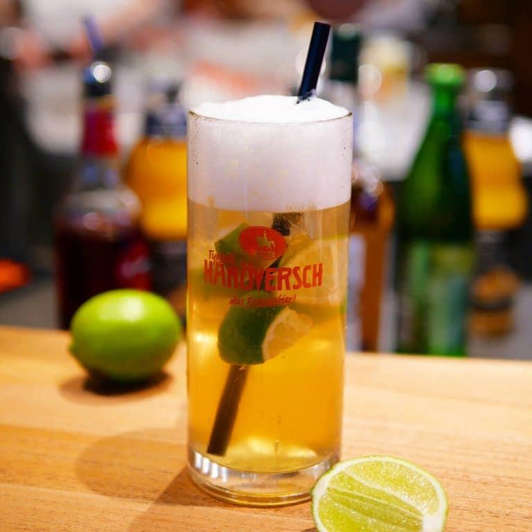 Hanöversch Bier-Cocktail