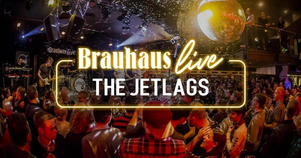 Brauhaus live The Jetlags