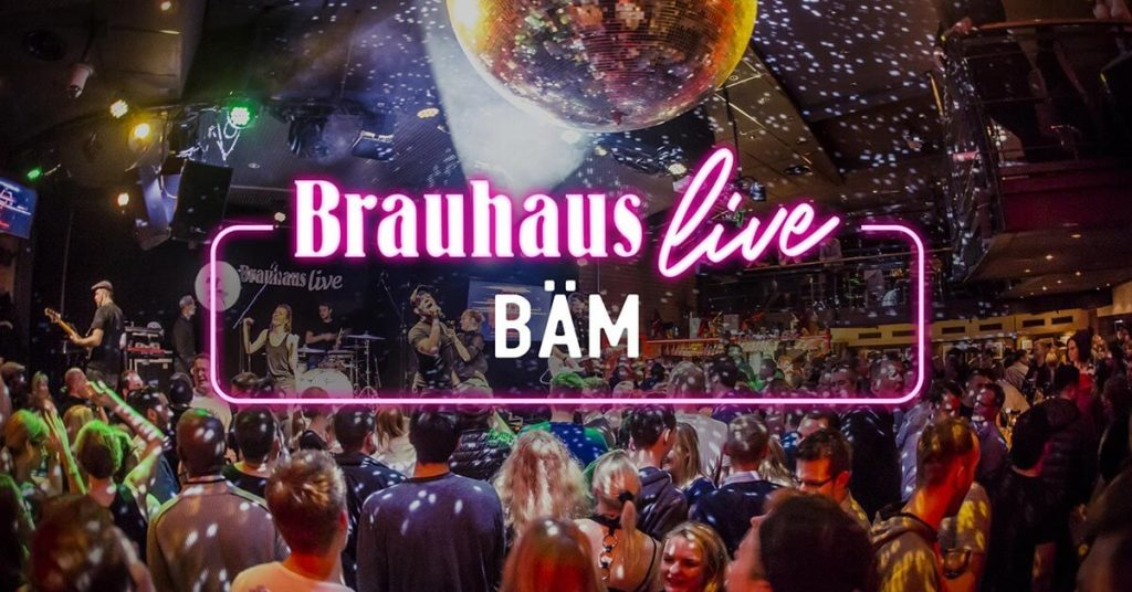 Brauhaus live bäm