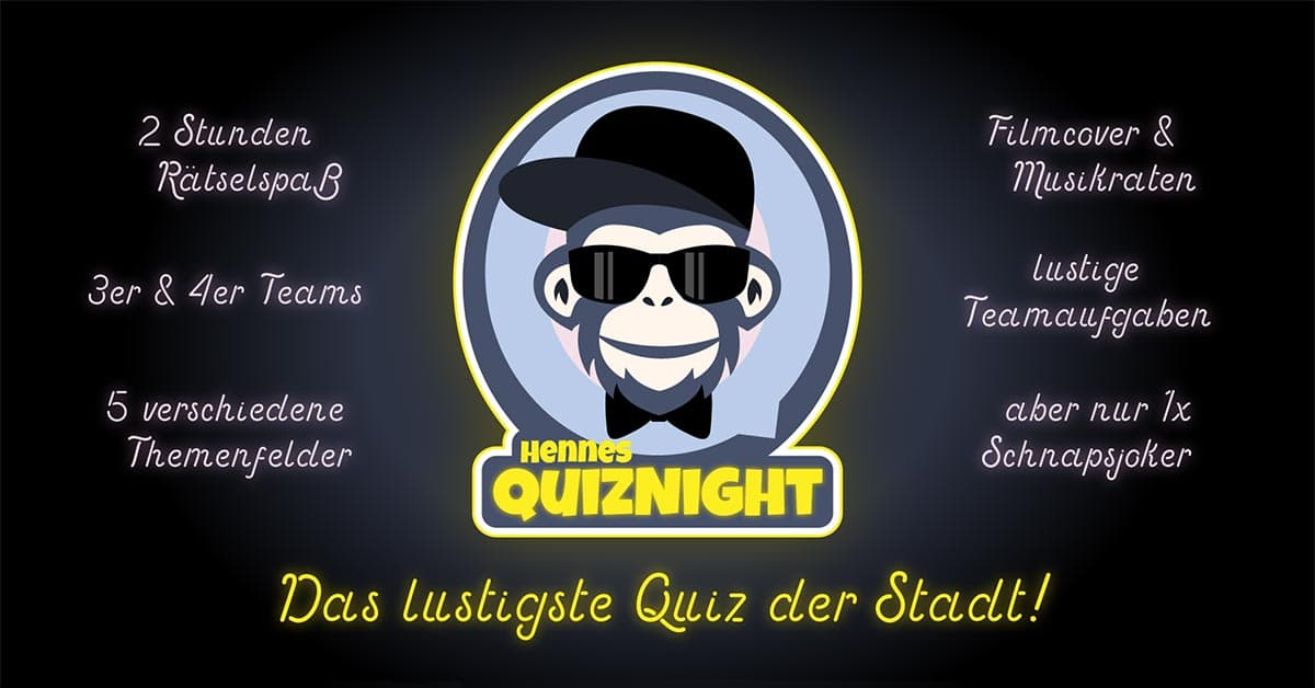 Hennes Quiznight Hannover