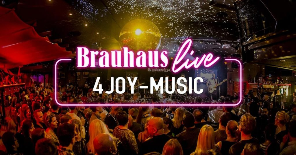 Brauhaus live mit 4joy-music